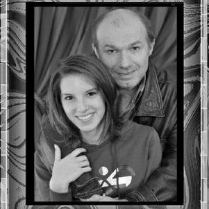 Leo et sa fille