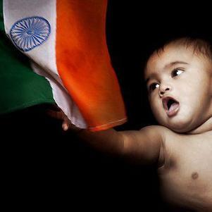 Indienne & Fiere Mon pays x3²