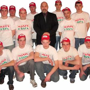L'EQUIPE MAXI'S PIZZA