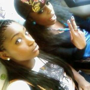 PriinCesS L. & LadyAfriiKa