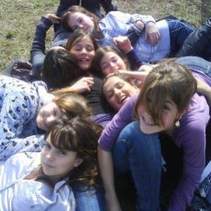 je vous adore les filles!!!