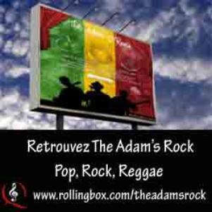 The adam's rock sélectionné par Rollingbox