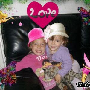 mé deux fille