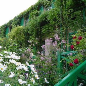 La maison du peintre Claude Monet