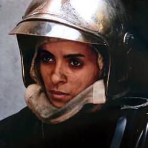 Femme pompier (L)