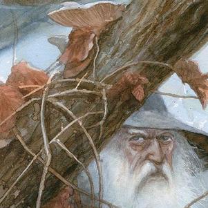 Gandalf se cache