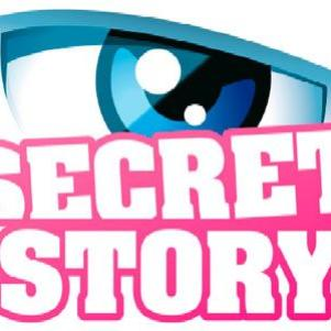 logo secret story blanc