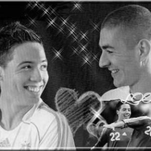 Benzema&&Nasri