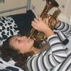 Trompette-woman
