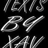 texts-by-xav