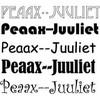 Peaax--Juuliet