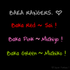 XxBaka--RangersxX