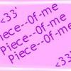 Piece--0f-me