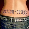 action-crazy