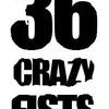 36CrazyfistsStreetTeam