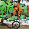 unicycliste