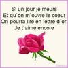 amourdesrois