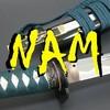 N--A--M