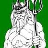green-tipa