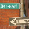 P0iint-bar