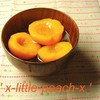 x-little-peach-x