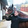 chevaux-girl