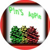 Pins-Apple