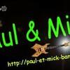 Paul-et-mick-band