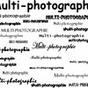 Multi-photographie
