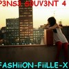 X-FASHiiON-FiiLLE-X