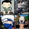 Naruto-Konoha-Team
