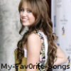 My-Fav0rite-songs