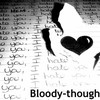 Bloody-thought