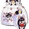 chiens-des-neige
