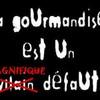mesgourmandize