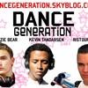 DanceGenerationPACA