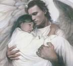 un ange me sauvera du chagrin
