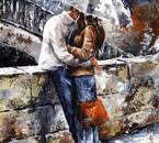 s'aimer sous la pluie!