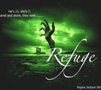 'Refuge' by Regina Jackson Stinnett of Ravenscraft Studios