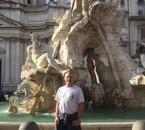Fontaine de Trévi Rome.