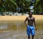 Plage Guyane