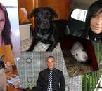 mes enfants et mes animaux