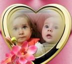 Mes Petits Enfants Lana & Louka