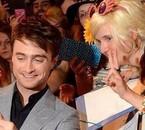 DANIEL RADCLIFFE (Harry Potter) et moi