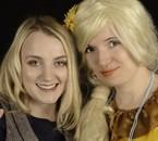 EVANNA LYNCH - Luna Lovegood dans les films Harry Potter