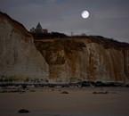 Ma plage en Normandie