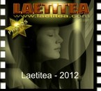 Photo de Laetitea pendant l'enregistrement de Supersistible