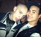 moi et ma biche a la feria 2012