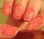 Mes ongles Et ceux de mes potes ! :)
