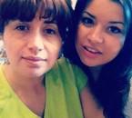 Ma mère et moi
